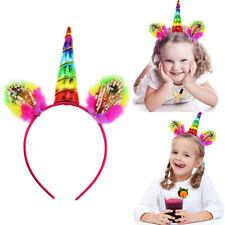 Halloween Party Kopf Haar Band Einhorn fantastisches Stirnband Cosplay Kinder