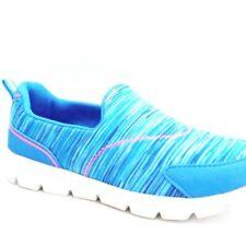 Shoes girls new size 4M new Danskin Now fabric upper slip on