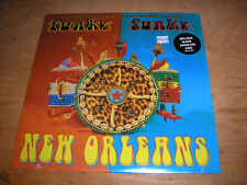Various ‎– Funky Funky New Orleans LP New Sealed Funky Delicacies w/download