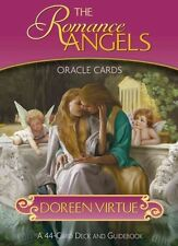 The Romance Angels Oracle Cards Virtue PhD Doreen 140192476x