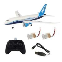 DIY EPP RC Drone Boeing 787 2.4G 3Ch RC Airplane Fixed Wing Plane Outdoor RTF