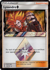 Pokemon Cards Lysandre Trainer Prism Forbidden Light Holo Rare 110/131 NM