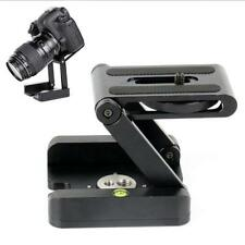 Z-Type Camera Folding Tripod Pan Tilt Ball Head Desk Holder Mounts Wt