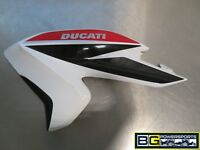 EB187 2014 14 DUCATI HYPERMOTARD SP LEFT LH SIDE FAIRING
