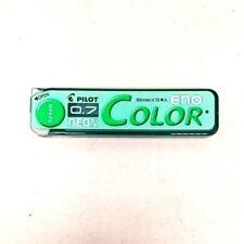 Pilot Color Eno Neox Mechanical Pencil Lead G7 0.7mm Green [EDS]