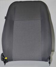 VW Golf 5 Var. Trendline Sitz Sitzbezug Sitzlehne Stoff Anthrazit vorne Rechts