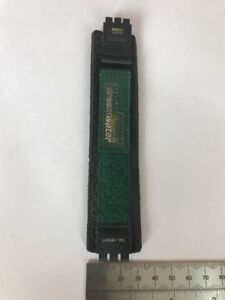 011 Swatch 17mm Hook And Loop Velc Replacement Strap