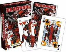 DEADPOOL MIRROR - PLAYING CARD DECK - 52 CARDS NEW - MARVEL COMICS 52565