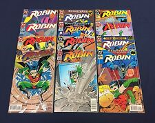 ROBIN #1-84 + ANNUALS #1-5 : HUGE RUN 89 ISSUES : DC 1993 : FIRST ONGOING SERIES