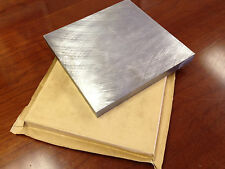 "Low-Carbon, A36, Steel Sheet, 1"" Thick, 6"" x 12"", Ground Finish, Plate"