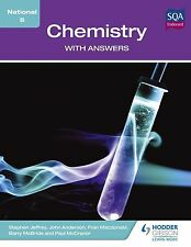 National 5 Chemistry course textbook