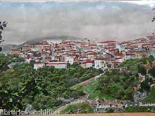 Vecchia Cartolina di LAURINO PANORAMA veduta 1965 foto Salerno Fotografia epoca1