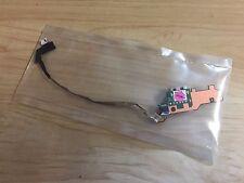 TOSHIBA SATELLITE L50T-A L55 SERIES véritable USB Port Board & Câble 6050A2563701