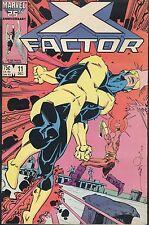 Marvel X-Factor 11 December 1986 Redemption Simonson