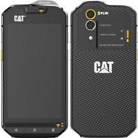 New Cat S60 32GB LTE Android 6.0 MIL Spec 810G Thermal Cam Sim Free Unlocked