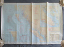 1996 West Coast of Vancouver Island Canada Catalogue No 2 of Nautical Charts