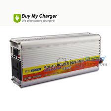 24v to 220v 1500W Solar Power Inverter Modified Sine Wave Inverter Household Car