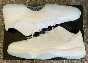 Nike Air Jordan 11 Low 'Legend Blue'  - Size 9.5 - Free/Fast Shipping