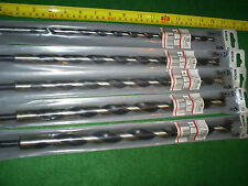 BOSCH 400MM LONG, AUGER BITS 10, 14, 16, 18, 20 MM  FOR TIMBER  GREAT QUALITY,