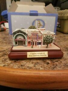Disney Olszewski Disneyland Main Street Crystal Arcade and New Century Jewelery