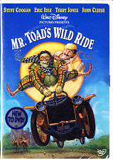 Mr. Toad's Wild Ride (DVD, 2004) New