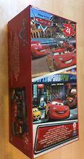 NUOVO CON SCATOLA NUOVO Disney Cars 2 x Puzzle con effetto lenticolare - 2 x 24 pezzi Puzzle