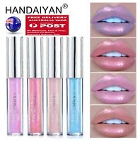 Metallic Shiny Glitter Holographic Mermaid Lip Gloss Liquid Lip stick Makeup