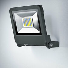 Osram LED Fluter Strahler Endura Flood 30W dunkelgrau warmweiß 3000K IP65