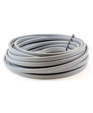 Twin and Earth 6242Y Flat Grey Electric Cable - 1 metre Cut Length