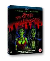 The Return of the Living Dead Limited Special Edition Steelbook BLURAY DL007568
