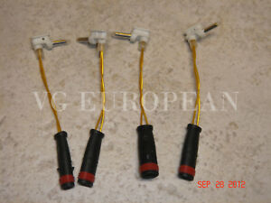 Mercedes-Benz OEM Brake Pad Sensors C E CL S SL ML CLS GLK Class NEW