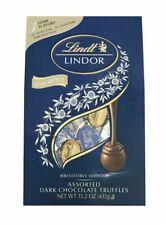 Lindt Lindor Assorted Dark Chocolate Truffles, 15.2oz