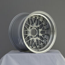 "ROTA WHEEL  KENSEI 15x8 & 15X9 -10 & -15  4X114.3 RS  3.5"" LIP & 4 "" LIP"