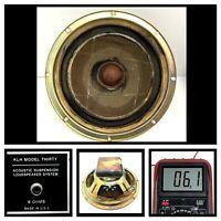 "Vintage 1975 KLH WOOFER, Speaker 8"" From Model 30 Thirty  #1"