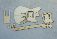 guitar diy project kits supplies for sale ebay. Black Bedroom Furniture Sets. Home Design Ideas