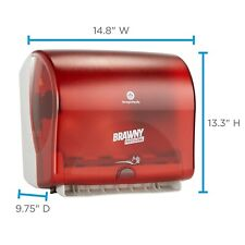 goRag Automatic Touchless Paper Towel Dispenser 59465 Brawny Georgia Pacific