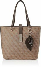 Guess Shoulder Bag Nissana Large Tote – Brown NWT