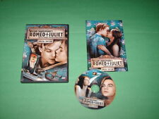 William Shakespeare's Romeo & Juliet (DVD, 2002, Special Edition)