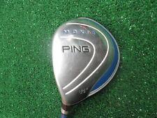 "Golf Ping Moxie LH 24 Degree Junior Fairway Wood 35"" Long 46""-52"" Tall Players"