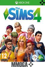 Die Sims 4 - Xbox one Digital Download Code - Xbox One Standard Spiel Code [DE]