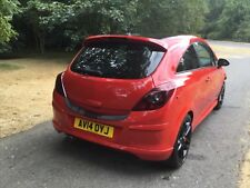 2014 VAUXHALL CORSA LIMITED EDITION 1.2 PETROL - Damaged Salvage Repairable