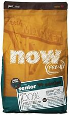 NOW! Petcurean Fresh Grain Free Large Breed Senior Dog Food 6-Pound Bag
