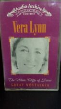 Vera Lynn The White Cliffs Of Dover CASSETTE TAPE