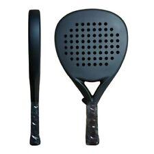 Carbon Fiber Padel Tennis Racket Beach Rackets Soft Eva Face Paddle Tennis