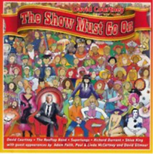 David Courtney-The Show Must Go On CD NEW