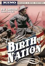 The Birth of a Nation [New DVD] Deluxe Edition, Silent Movie