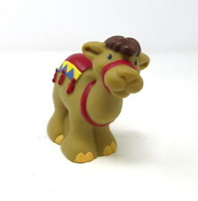 Little People  Nativity Scene Replacement Part Camel Red Blanket