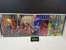 Aliens Music of the Spears #1,2,3,4 Complete Series NM Dark Horse Comic Full Run