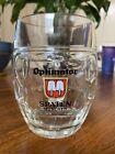 SPATEN MUNCHEN  0.5 L Optimator Original Beer Glass-Austria RARE!