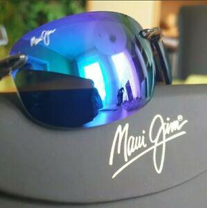 Maui Jim Sonnenbrille Polarisiert Hookipa mit Sehhilfe + 2.00